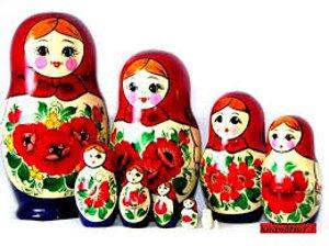 Русский сувенир - Russian souvenir
