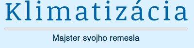 Кондиционеры в Братиславе, Klimatizacia Magister