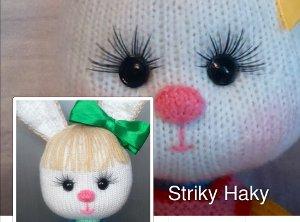 Stirkyhaky - оригинальные вязанные игрушки