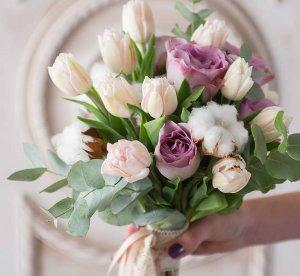 Tulip Tree - оформление живыми цветами