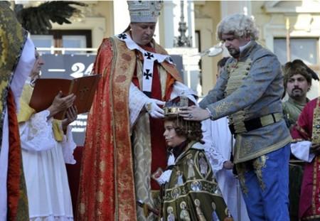 Коронация в Братиславе